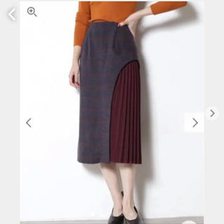 ラグナムーン(LagunaMoon)の✨美品✨ ラグナムーン 膝丈スカート(ひざ丈スカート)