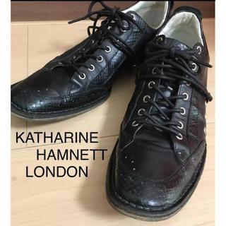 キャサリンハムネット(KATHARINE HAMNETT)のKATHARINE HAMNETT(キャサリンハムネット)メンズ 25センチ(その他)
