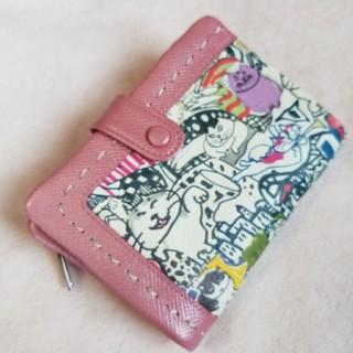 エーエスマンハッタナーズ(A.S.Manhattaner's)のマンハッタナーズ ポケット沢山折り財布(財布)