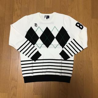 パーリーゲイツ(PEARLY GATES)のパーリーゲイツ セーター 美品(ニット/セーター)