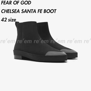 FEAR OF GOD - ★FEAR OF GOD CHELSEA SANTA FE BOOT 42