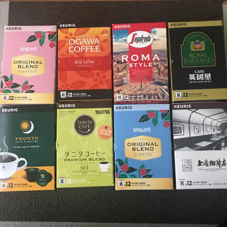 タニタ(TANITA)のキューリグ Kカップ 96杯分 KEURIG (コーヒー)