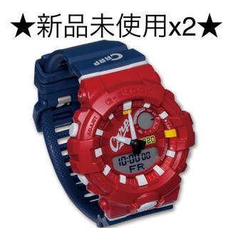 ヒロシマトウヨウカープ(広島東洋カープ)の★新品未使用★ 2セット カープ G-SHOCK 2020(腕時計(デジタル))