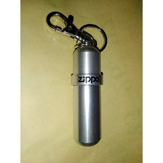 ジッポー(ZIPPO)のZiPPO 携帯灰皿 キーホルダー(タバコグッズ)
