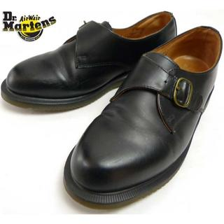 ドクターマーチン(Dr.Martens)のドクターマーチン Dr.Martens モンクストラップシューズ(22.5-23(ローファー/革靴)