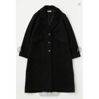 moussy - moussy OVER SIZED コート