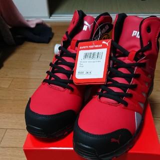プーマ(PUMA)のプーマ安全靴新品未使用 26,5cm(その他)