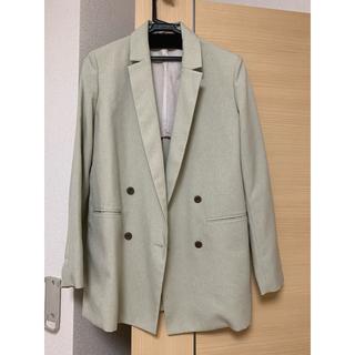 サロン(SALON)のジャケット(ノーカラージャケット)