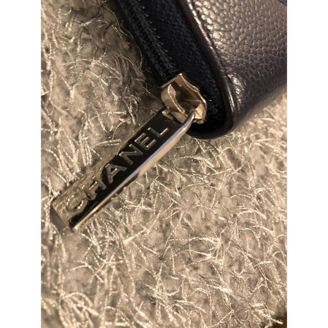 CHANEL(シャネル)の正規品 CHANEL シャネル コンパクト財布 レディースのファッション小物(財布)の商品写真