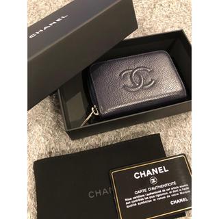 シャネル(CHANEL)の正規品 CHANEL シャネル コンパクト財布(財布)