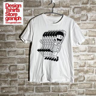 グラニフ(Design Tshirts Store graniph)の【Design Tshirts Store graniph】Tシャツ Sサイズ(Tシャツ/カットソー(半袖/袖なし))