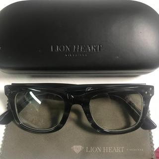 LION HEART - ライオンハート LION HEART   伊達メガネ 最終価格!
