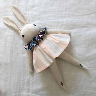 Caramel baby&child  - polka dot club ドレス・つけ襟セット♡