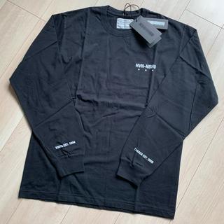 ネイバーフッド(NEIGHBORHOOD)のNEIGHBORHOOD X HAVEN LS C-TEE 黒 LARGE(Tシャツ/カットソー(七分/長袖))