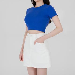 ミックスエックスミックス(mixxmix)のmixxmix Tシャツ 韓国(Tシャツ(半袖/袖なし))