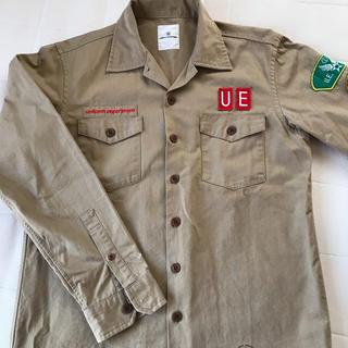 ユニフォームエクスペリメント(uniform experiment)のuniform experiment 長袖シャツ(シャツ)