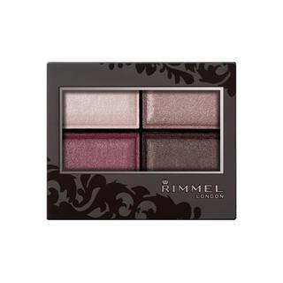 リンメル(RIMMEL)の美品♡リンメル ロイヤルヴィンテージアイズ 004(アイシャドウ)