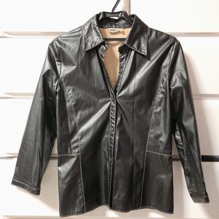 ペニーブラック(PENNY BLACK)のマレーラ ジャケット フェイクレザー(その他)