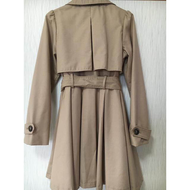 dazzlin(ダズリン)のダズリン トレンチコート レディースのジャケット/アウター(トレンチコート)の商品写真