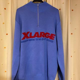 エクストララージ(XLARGE)のx-large trainer(ニット/セーター)