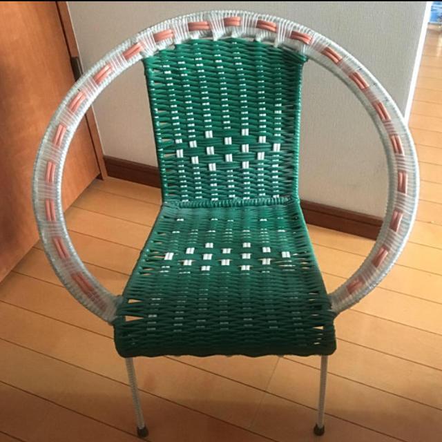 Marni(マルニ)のMARNIコロンビアチャリティー子供椅子 👑 インテリア/住まい/日用品の椅子/チェア(その他)の商品写真