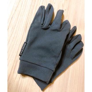 モンベル(mont bell)のmont-bell スマホ対応手袋(手袋)