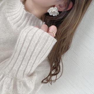 新品 node innocent flower pierce 即購入可能(ピアス)