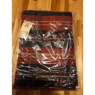 ムジルシリョウヒン(MUJI (無印良品))の新品未開封 膝掛け(毛布)