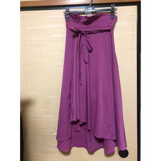 ドロシーズ(DRWCYS)のDRWCYS ドロシーズ スカート ピンク パープル(ひざ丈スカート)