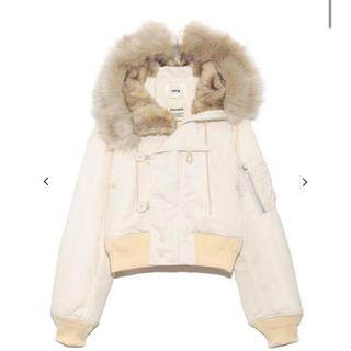 ファーファー(fur fur)のFURFUR N‐2Bブルゾン (ブルゾン)