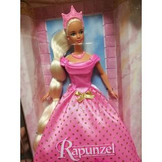 バービー(Barbie)のBarbie ラプンツェル 人形ドール (キャラクターグッズ)