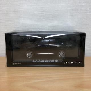 トヨタ - ★新品★ トヨタ ハリアー ミニカー 非売品 1/30 ダイキャスト製