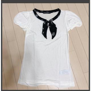 ドルチェアンドガッバーナ(DOLCE&GABBANA)のドルチェ&ガッバーナ   Tシャツ ⭐︎未使用⭐︎(Tシャツ(長袖/七分))