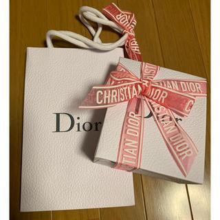 クリスチャンディオール(Christian Dior)のディオール ラッピングセット 2020 限定リボン  ラッピング(ラッピング/包装)