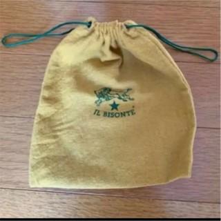 イルビゾンテ(IL BISONTE)のイルビゾンテ 未使用**巾着袋小物入れにちょうどいい◎IL BOSONTE(コインケース/小銭入れ)