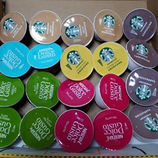 ネスレ(Nestle)のネスレ ネフカフェ ドルチェグスト 詰め合わせ スタバ(コーヒー)