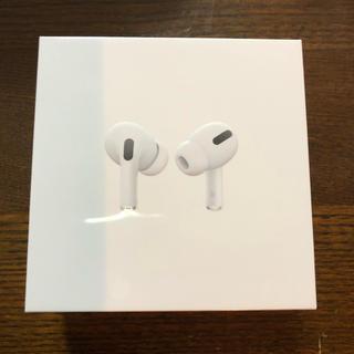 アップル(Apple)のAirPods Pro 新品・未開封(ヘッドフォン/イヤフォン)