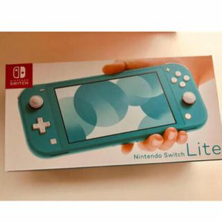 ニンテンドースイッチ(Nintendo Switch)のswitch Lite (携帯用ゲーム機本体)