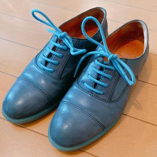 マークバイマークジェイコブス(MARC BY MARC JACOBS)のマークバイジェイコブス / 革靴 / 35(ローファー/革靴)