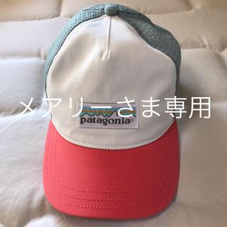 patagonia - パタゴニアキャップ帽