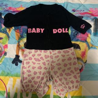 ベビードール(BABYDOLL)のBaby doll (カバーオール)