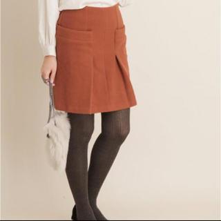 アーバンリサーチ(URBAN RESEARCH)のアーバンリサーチ ポケット台形スカート(ひざ丈スカート)