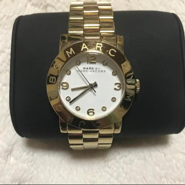MARC BY MARC JACOBS - MARC BY MARCJACOBS 腕時計 MBM3056の通販
