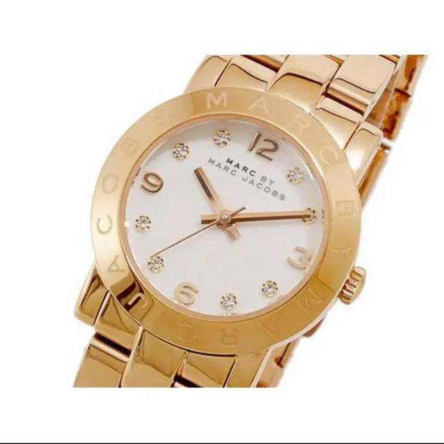 yahoo オークション 時計 偽物 996 、 MARC BY MARC JACOBS - MARC BY MARC JACOBS 腕時計 MBM3078の通販