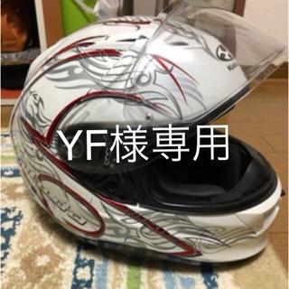 カムイ(KAMUI)のKABUTO KAMUI-Ⅱ 中古品 Mサイズ(ヘルメット/シールド)