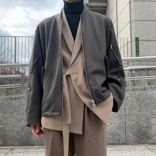 UNUSED - URU tokyo フライトジャケット