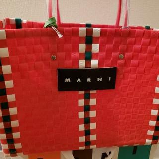 マルニ(Marni)のMARNI ピクニックバッグ(ハンドバッグ)