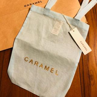 キャラメルベビー&チャイルド(Caramel baby&child )のcaramel 新品トートバック(トートバッグ)