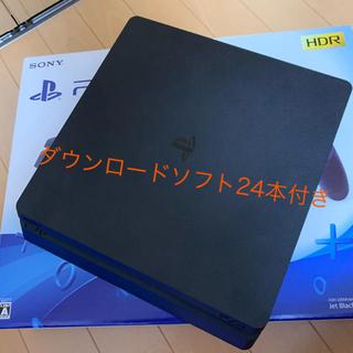プレイステーション4(PlayStation4)のPS4 2200型本体アカウントセットソフト多数(家庭用ゲーム機本体)