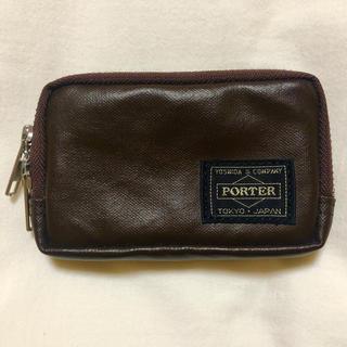 ポーター(PORTER)のPORTER カードケース/ポーチ(名刺入れ/定期入れ)